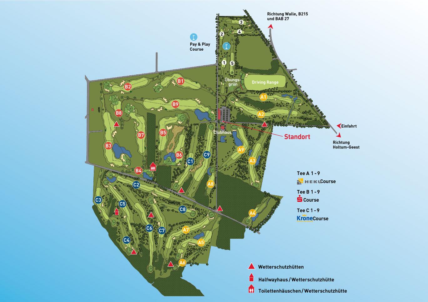 GC-Golfanlage