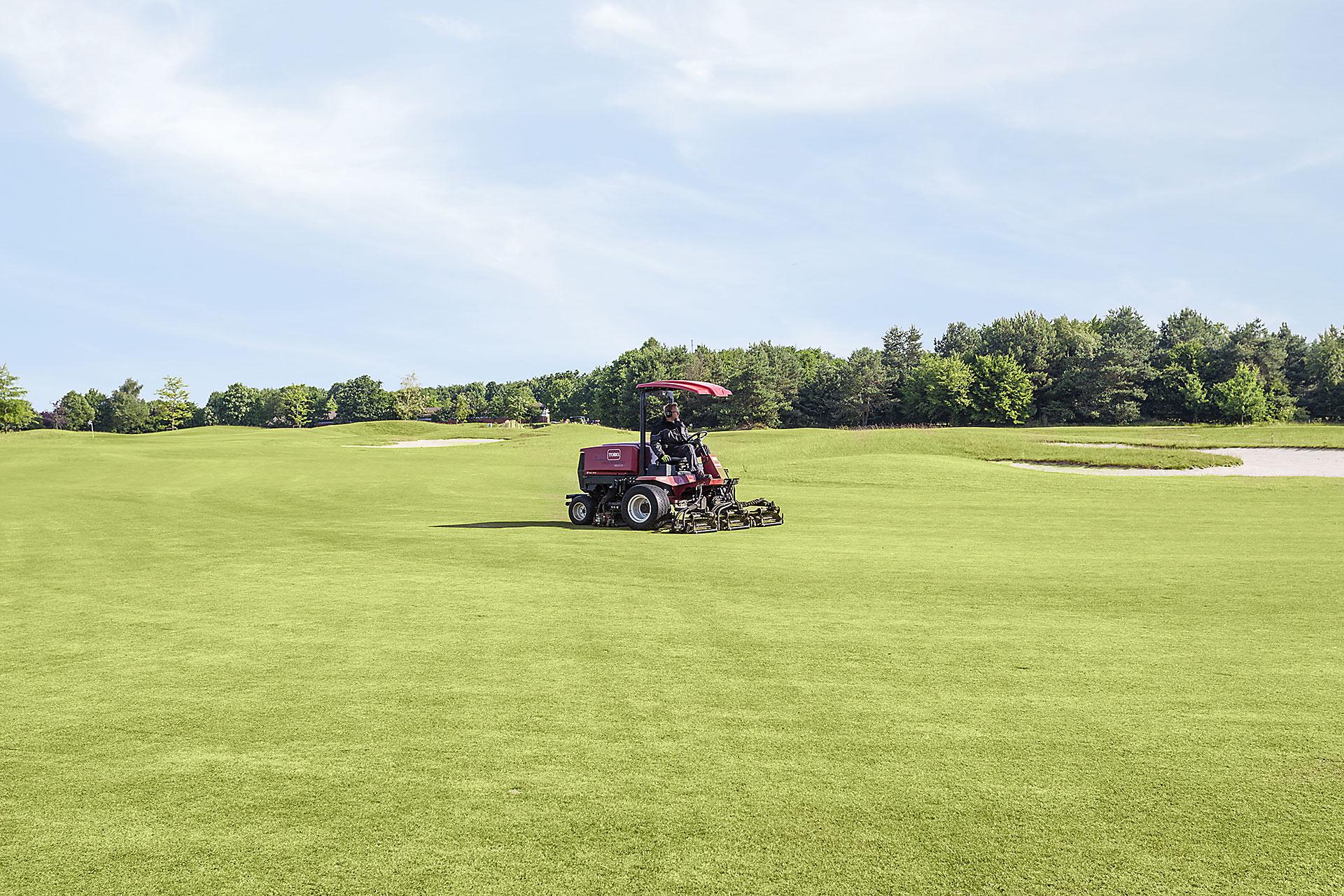Greenkeeping-golf-verden