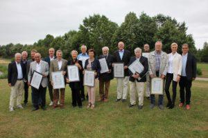 Auszeichnung Ehrenamt GC Verden